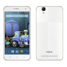 """5"""" android MIJUE M500 smart phone mtk6582m 1gb ram 4gb rom 3g gps brand phone"""