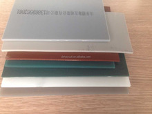 density 1.25 silicone rubber sheet white color