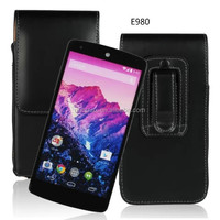 Universal Phone Pouch Case Holster Belt Clip for LG Nexus 5 E980