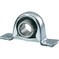 Pressed bearing SBPP 204 20mm Bore Plummer Block, Steel Housing