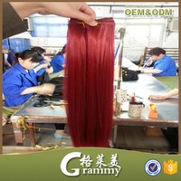 100 heat resistant jumbo braid red synthetic hair extension extension