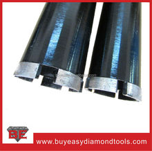 """Wet Diamond Core Drill Bit in 1-1/4"""" UNC Connection Thread and 450mm working length"""