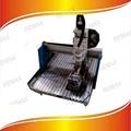 6090 4 축 cnc 실린더 라우터/ 데스크탑 CNC 라우터 4 축