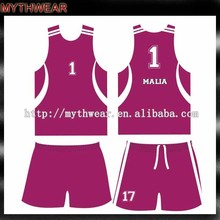 cheap 2015 new sublimation college youth jersey basketball