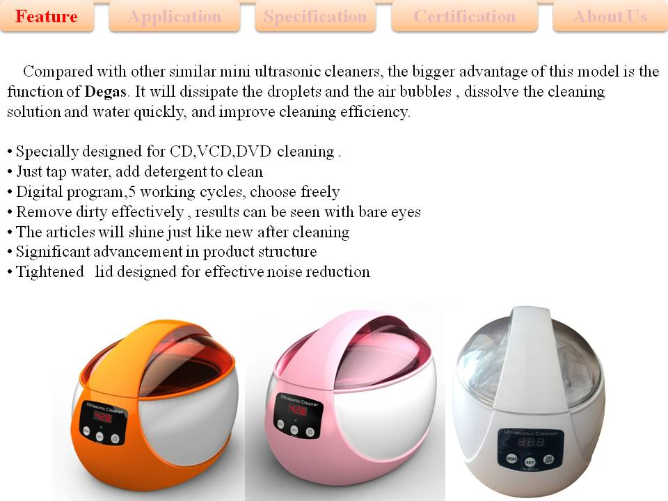 eye contact cleaner machine
