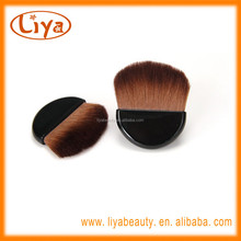 Small Travel Purse Size Make Up Brush for Cosmetics Tools
