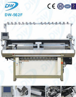 "DW-562F 56"" Automatic Fully Fashion Jacquard Type Computerized Flat Knitting Machine,Sweater Knitting Machine Price"