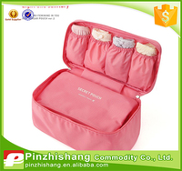2016 new product women bra washing bag oem travel woman bags