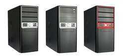 30 Series Acrylic Plastic Steel Material Full Tower Type and ATX Form Factor ATX Computer PC Case/Casing/ATX Case/ Chassis