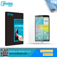 Original mobile phone made in china 9H hardness Nuglas tempered glass screen protector for LG G3,made in china alibaba