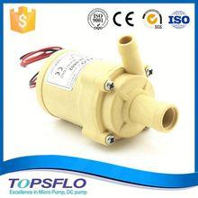 12/24Vdc brushless centrifugal circulation 12vdc submersible solar pump