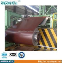 top quality galvanized steel ppgi buyer