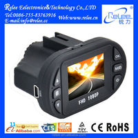 G-sensor best night vision hd car dvr black box video camcorder