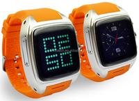 Good Quality Cell Phone Watch Dual Core WIFI Fashion Watch SIM Card 3G Smart Watch Phone MT6572