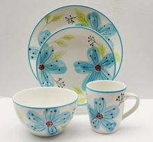 personalized stoneware crockery with color box