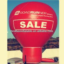 Hot advertising air walking balloons