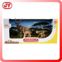 High quality toy animal plastic deer toy made in China