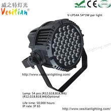 china suppliers christmas strobe lights wireless led light dmx waterproof led power supply 3w led par light