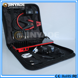 Innovative gifts 2015 jump starter 18000mah e-power -21600peak amp jump starter auto car jumper booster