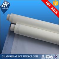 fine 100 micron nylon open weave mesh fabric