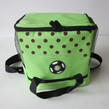 Customized High Quality 600D Hot And Cold Picnic Insulated Cooler Bag