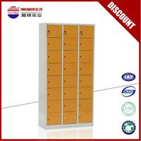 24 door employee locker /cabinet locker for depositories valuables