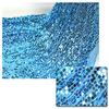 100% Polyester sequin Paillette Embroidery Fabric For Decoration Fabric