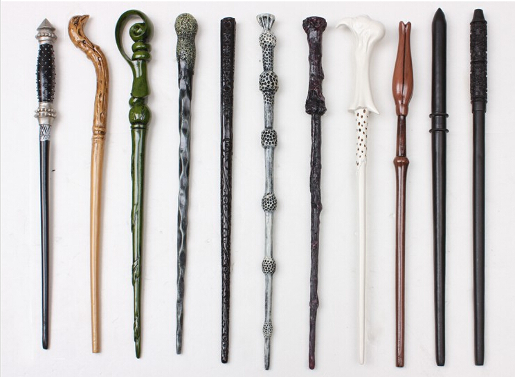 Волшебные палочки как сделать гарри поттер и