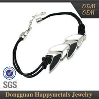 Reasonable Pricing Professional Design Leather Bracelet Printing With Sgs Certification