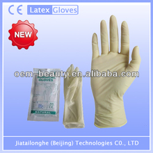 manufacture high quality disposable halloween latex gloves