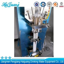 Direct factory sale water sachet water milk packing machine