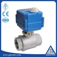 electric actuator 90 degree ball valve