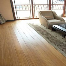 Soundproof / sound insulation / sound absorbing solid bamboo flooring