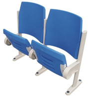 CT-Q20 plastic stadium chair from Spring company/stadium seat made of plastic/auditorium chair for sale