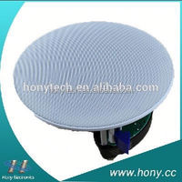 Portable 6 inch bluetooth ceiling pa speaker music sound system