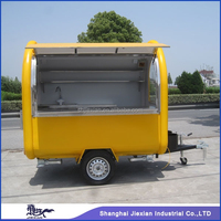 2015 Shanghai JX-FR220B .multi-functional mobile kitchen car for sale