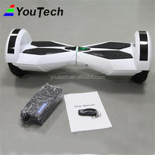 third generation 8inch two wheels bluetooth music self balance board electric scooter