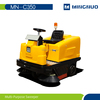 hot sale industrial used battery operated cleaning machine ,road sweeper