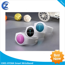 2014 healthy bluetooth bracelet with vibration sms/ bracelet bluetooth manual/bluetooth smart bracelet
