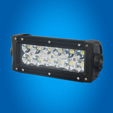 2015 new products waterproof 36w 12v led car strobe flashing light with wireless remote control led light bar