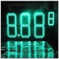 p10 indoor full color hd xxx video led oil price displays fuel price led display