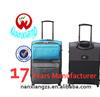 zhongshan manufacturer,fashion design,colorful travel trolley luggage