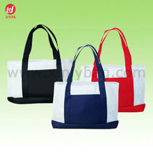 Popular Resuable Nylon Wholesale Tote Bags for Shopping