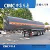 Best Selling Bitumen Tank Trailer , Bitumen Tank Semi Trailer , Asphalt Bitumen Tank