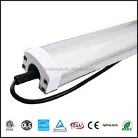 DLC led tube 4ft 40w led tri proof light fixtures