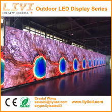 Ali wholesale price HD video P5 P6 P8 P10 P16 DIP SMD rgb panel led advertising board, led screen, outdoor led display