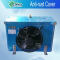 De aire- evaporador refrigerado por,industrial del evaporador, a pie del evaporador del refrigerador