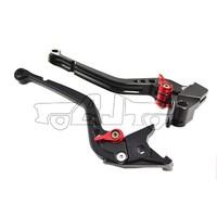 BJ-LS-003 High quality custom CNC aluminum motorcycle part(clutch lever)
