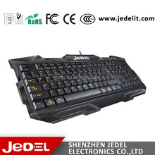 2015 High quality Latest Standard usb Gaming computer keyboard