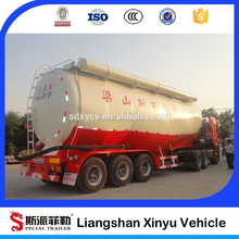 cement bulk truck trailer transportation